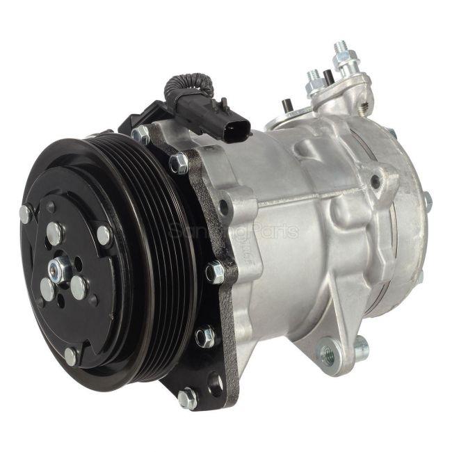 Autex Premium Quality Co 4335c Ac Compressor And A  C Clutch Kit 889640 889671 889701 Replacement