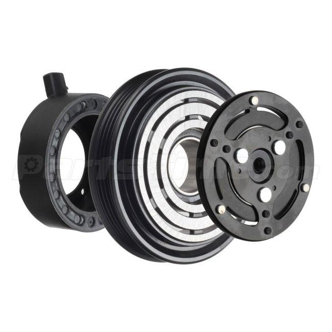 2005-2009 SUBARU LEGACY 4 CYL 2.5L AC Compressor Clutch Kit Pulley Coil Plate